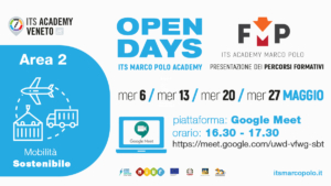 Open Days Virtuali Maggio
