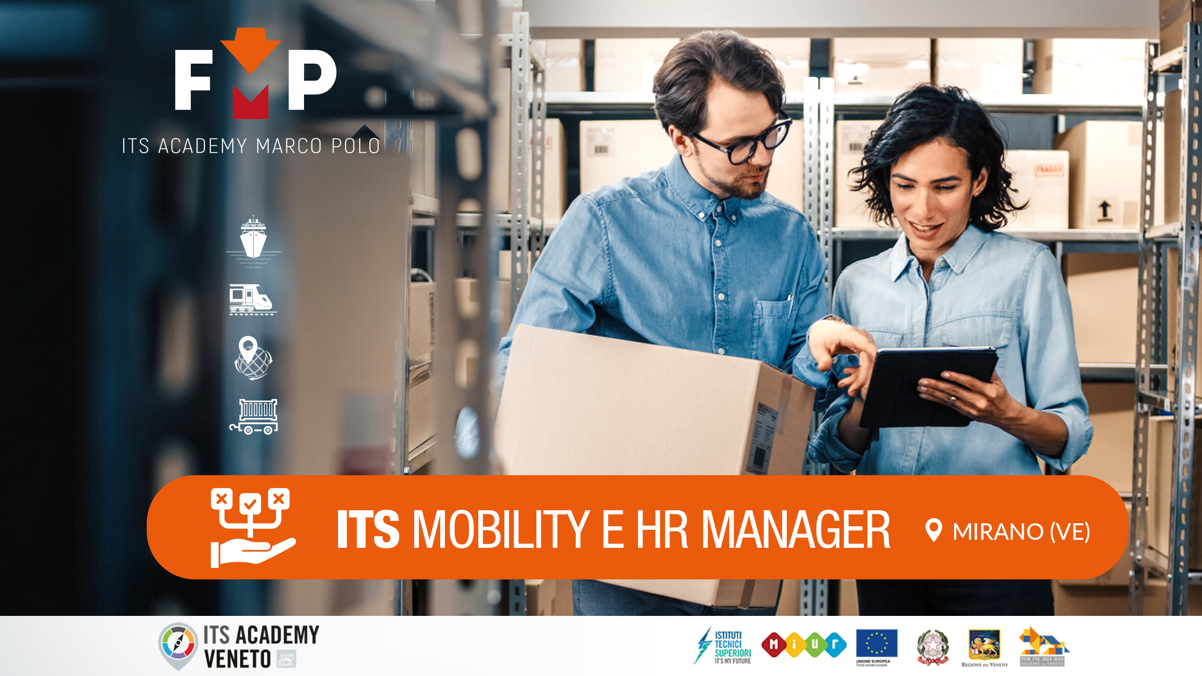 ITS Academy Marco Polo Mobility e HR Manager