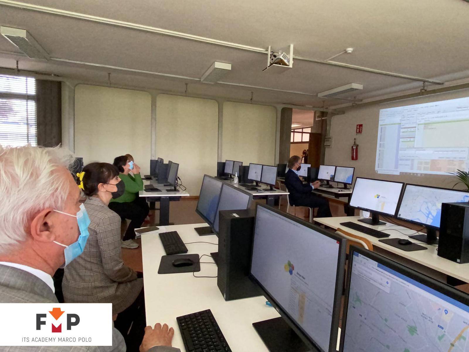 ITS Academy Marco Polo Laboratorio di Logistica