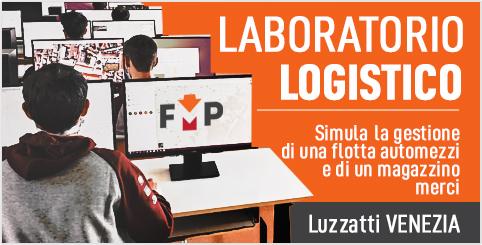 banner laboratorio di logistica